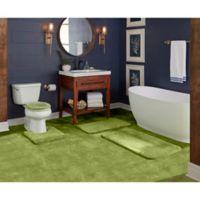 "Wamsutta® Duet Cut to Fit 60"" x 72"" Bath Carpeting in Pear"
