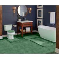 "Wamsutta® Duet Cut to Fit 60"" x 72"" Bath Carpeting in Sage Green"