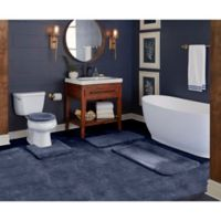 "Wamsutta® Duet Cut to Fit 60"" x 72"" Bath Carpeting in New Blue"