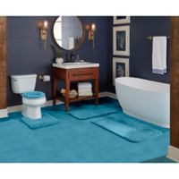 "Wamsutta® Duet Cut to Fit 60"" x 72"" Bath Carpeting in Glacier"
