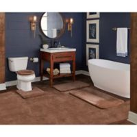 "Wamsutta® Duet Cut to Fit 72"" x 120"" Bath Carpeting in Java"