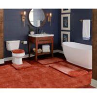 "Wamsutta® Duet Cut to Fit 72"" x 120"" Bath Carpeting in Brick"