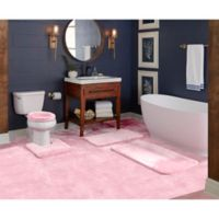 "Wamsutta® Duet Cut to Fit 72"" x 120"" Bath Carpeting in Orchid Ice"