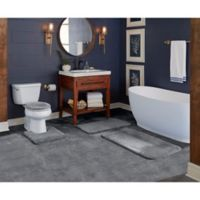 "Wamsutta® Duet Cut to Fit 72"" x 120"" Bath Carpeting in Pewter"
