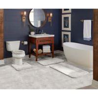 "Wamsutta® Duet Cut to Fit 72"" x 120"" Bath Carpeting in White"