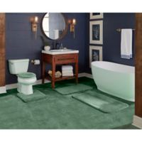 "Wamsutta® Duet Cut to Fit 72"" x 120"" Bath Carpeting in Spruce"