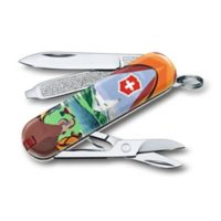 Victorinox Swiss Army Classic SD Call of Nature Limited Edition 7-Function Knife