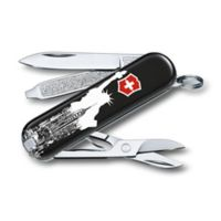 Victorinox Swiss Army Classic SD New York Limited Edition 7-Function Knife