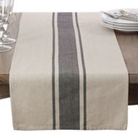 Saro Lifestyle Aulaire 72-Inch Table Runner in Natural
