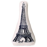 Harry Barker Eiffel Tower Canvas Small Multicolor Dog Toy