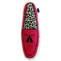 Harry Barker® Leopard Slipper Canvas Large Dog Toy
