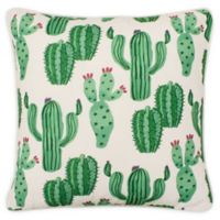 Boho Living Cusco Square Throw Pillow