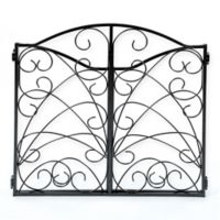 Eastender Free-Standing Fireplace Screen Gate