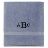 Wamsutta® Personalized 805 Turkish Cotton Bath Sheet in Twilight