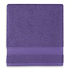 Wamsutta® Hygro® Duet Bath Towel in Grape