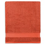Wamsutta® Hygro® Duet Bath Sheet in Paprika