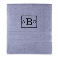 Wamsutta® Personalized Ultra Soft MICRO COTTON Bath Towel in Cornflower