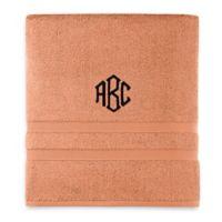Wamsutta® Personalized Ultra Soft MICRO COTTON Bath Towel in Coral