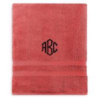 Wamsutta® Ultra Soft MICRO COTTON Bath Sheet in Slate Rose