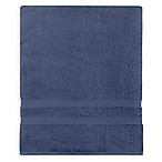 Wamsutta® Ultra Soft MICRO COTTON® Bath Sheet in Denim Blue