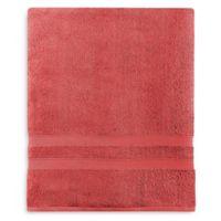 Wamsutta® Ultra Soft MICRO COTTON® Bath Sheet in Slate Rose