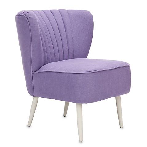 Safavieh Morgan Accent Chair In Purple Bed Bath Beyond