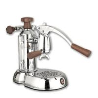 La Pavoni® PSW-16 Stradivari 16-Cup Home Espresso/Cappuccino Machine in Chrome