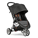 Baby Jogger® Anniversary City Mini® 3-Wheel Single Stroller in Grey