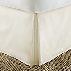 Home Collection Pleated California King Bed Skirt in Cream