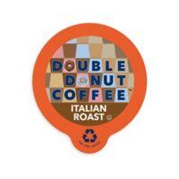 80-Count Double Donut Coffee™ Italian Roast Coffee for Single Serve Coffee Makers