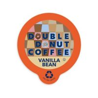 80-Count Double Donut Coffee™ Vanilla Bean Coffee for Single Serve Coffee Makers