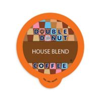 80-Count Double Donut Coffee™ House Blend Coffee for Single Serve Coffee Makers