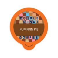 80-Count Double Donut Coffee™ Pumpkin Pie Coffee for Single Serve Coffee Makers