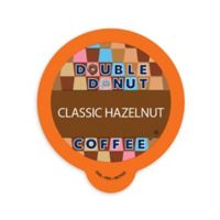 80-Count Double Donut Coffee™ Hazelnut Coffee for Single Serve Coffee Makers