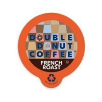 80-Count Double Donut Coffee™ French Roast Coffee for Single Serve Coffee Makers