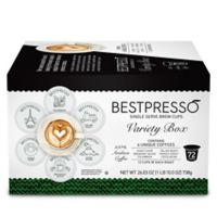 72-Count BESTPRESSO Coffee Variety Pack Brew Cups for Single Serve Coffee Makers
