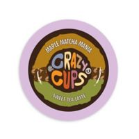 22-Count Crazy Cups® Maple Match Tea Latte for Single Serve Coffee Makers