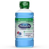 Pedialyte AdvancedCare Oral Electrolyte Solution in Blue Raspberry