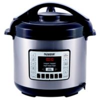 NuWave® Electric Pressure Cooker in Black