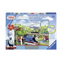 Ravensburger Thomas & Friends 64-Piece Puzzle with Character Shaped Pieces