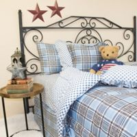 American Colors Cameron Alexander Twin Duvet Cover Set in Blue