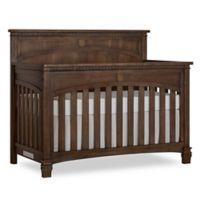 Santa Fe 5-in-1 Convertible Crib in Antique Brown