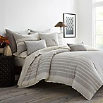 ED Ellen DeGeneres Claremont Full/Queen Duvet Cover in Grey