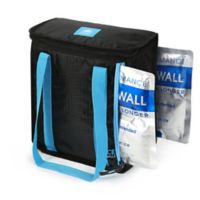 California Innovations Coldlok™ Selena Insulated Lunch Tote in Black
