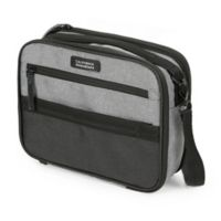 California Innovations Classics Expandable Horizontal Insulated Lunch Tote in Grey