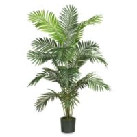 Nearly Natural 5.5-Foot Paradise Palm Silk Tree
