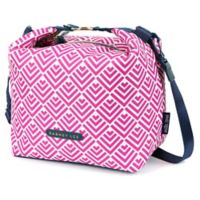 California Innovations Dabney Lee 2-in-1 Zinnia Lunch Tote in Pink