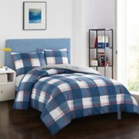 American Kids Hunter 2-Piece Twin Comforter Set in Navy
