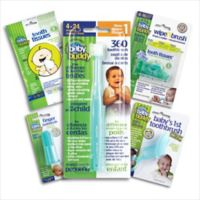 Baby Buddy Stage 1-5 Oral Care Kit in Green
