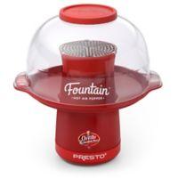 Orville Redenbacher's™ Fountain Popper by Presto® in Red